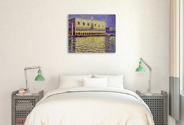 Claude Monet | Wooden Frames Paintings