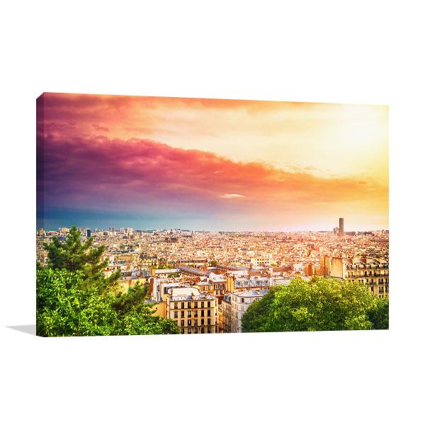 Mornings in Paris Art Prints