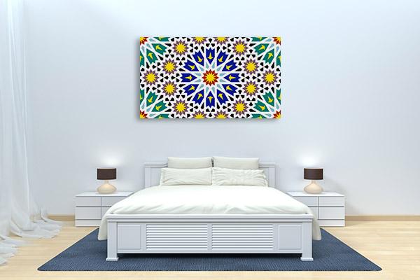Moroccan Mosaic Wall Art