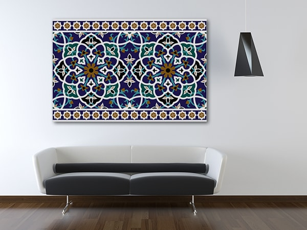 Mosque Pattern Art Prints