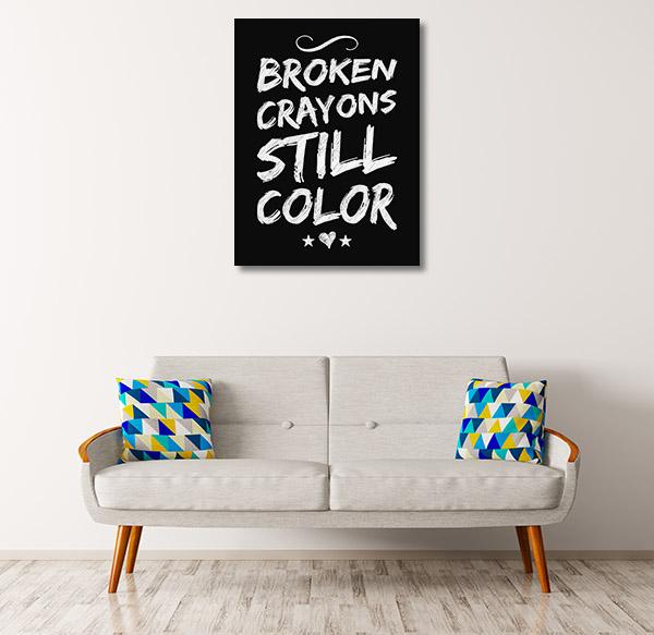 Motivation Quote Print Artwork
