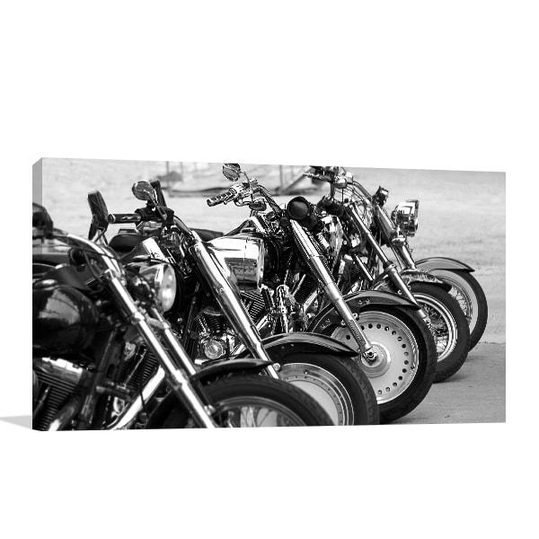 Motorcycles Art Prints