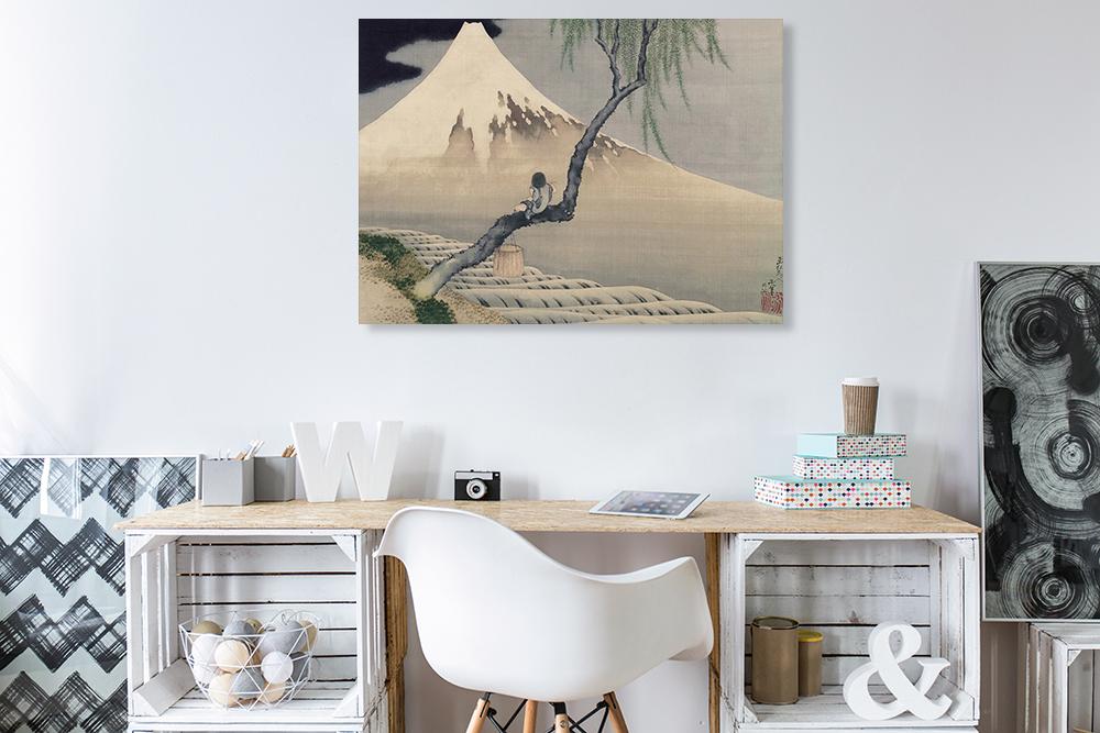 Canvas Art Print Nature Landscape