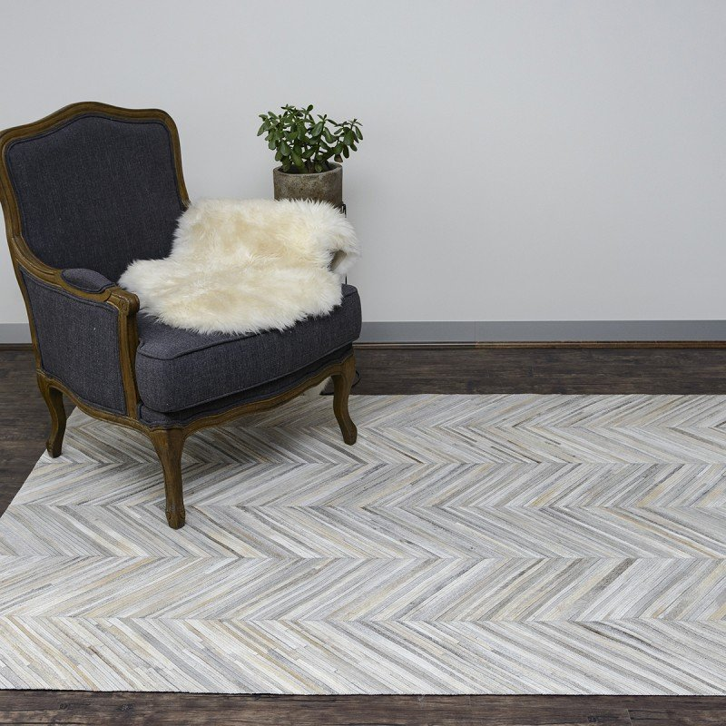 Geometric Rugs Leather Online