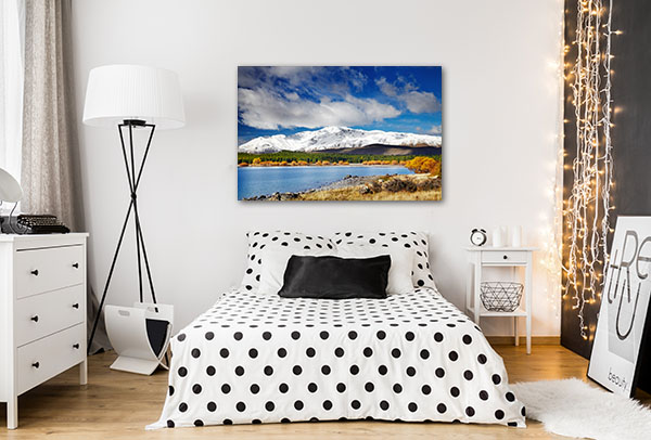 Mountain Landscape Artwork