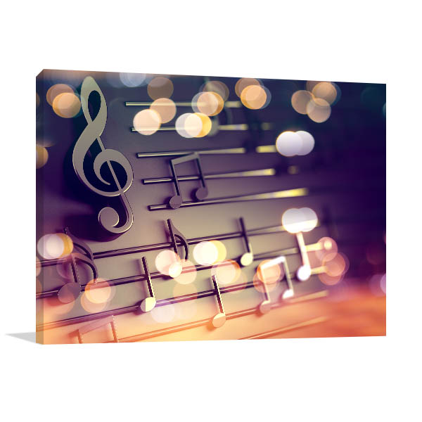 Musical Signs Wall Art