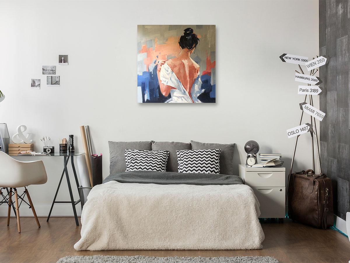 My Time III Prints | Li Zhou Painting | Canvas Wall Art