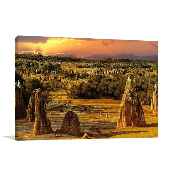 Nambung National Park Australia