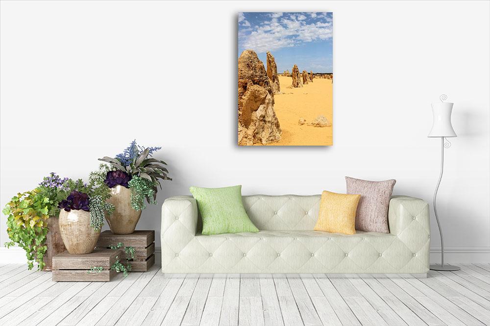 Rock Formation Western Australia Print