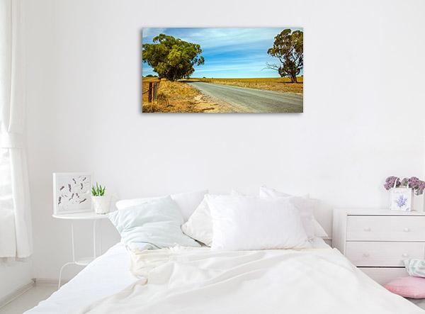 Narrandera Art Print Outback NSW Artwork Wall