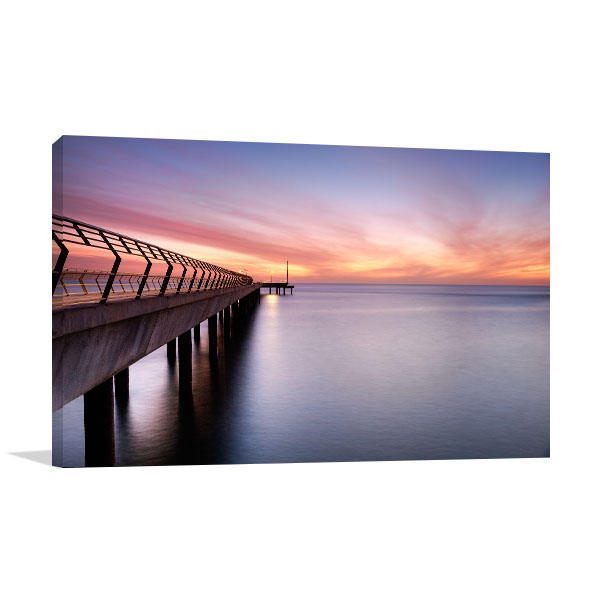 New Lorne Jetty Art Prints