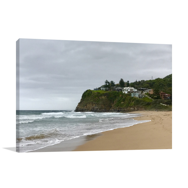 New South Wales Art Print Stanwell Beach Photo Wall