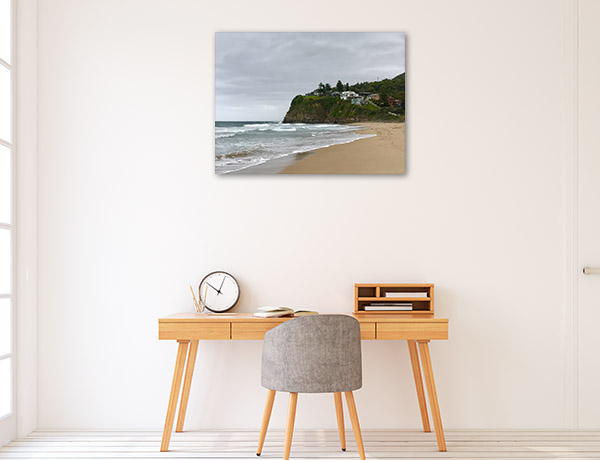 New South Wales Art Print Stanwell Beach Wall Picture