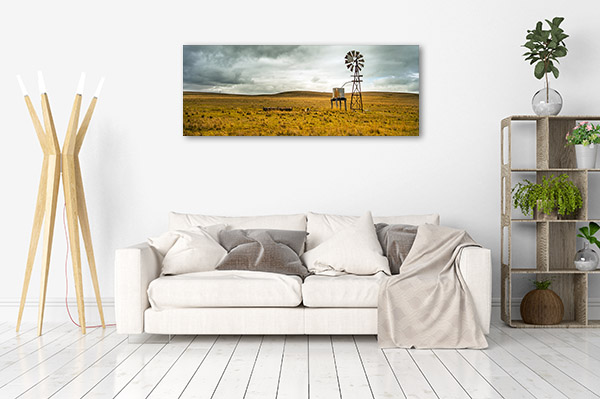 New South Wales Art Print Tumut Outback Picture Wall