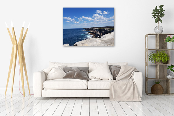 New South Wales Canvas Print Stanwell Park Picture Wall