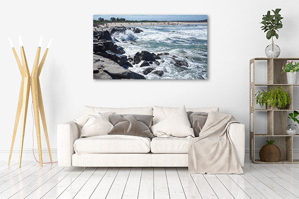 New South Wales Canvas Print Yamba Photo Wall Arts