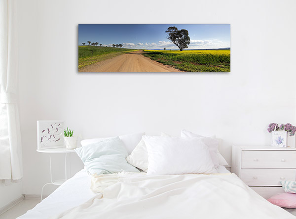 New South Wales Wall Art Print Canowindra Canvas Artwork