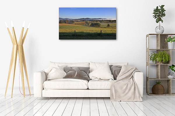 New South Wales Wall Art Print Landscape Artwork Picture
