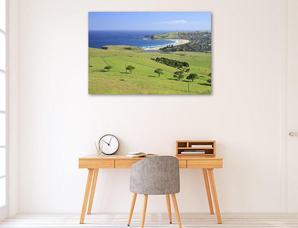 New South Wales Wall Print Gerringong Coast Art Photo