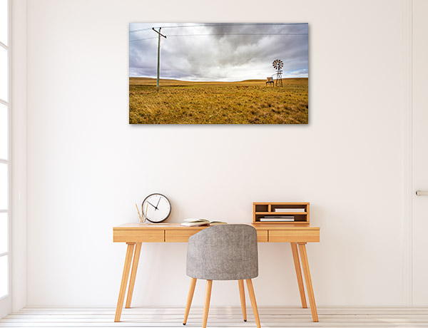 New South Wales Wall Print Tumut Canvas Artwork