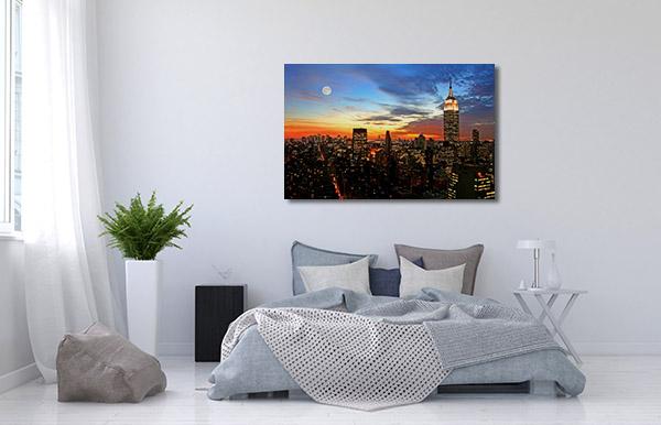 New York City Midtown Canvas Prints