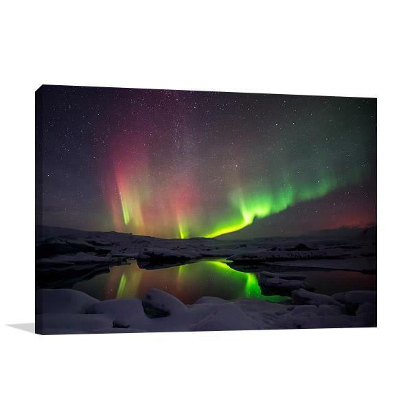 Northern Lights Aurora Borealis Print