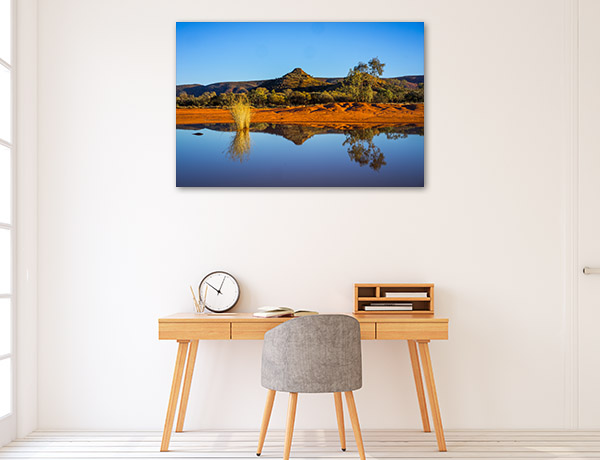Northern Territory Wall Art Print Alice Springs Photo Canvas