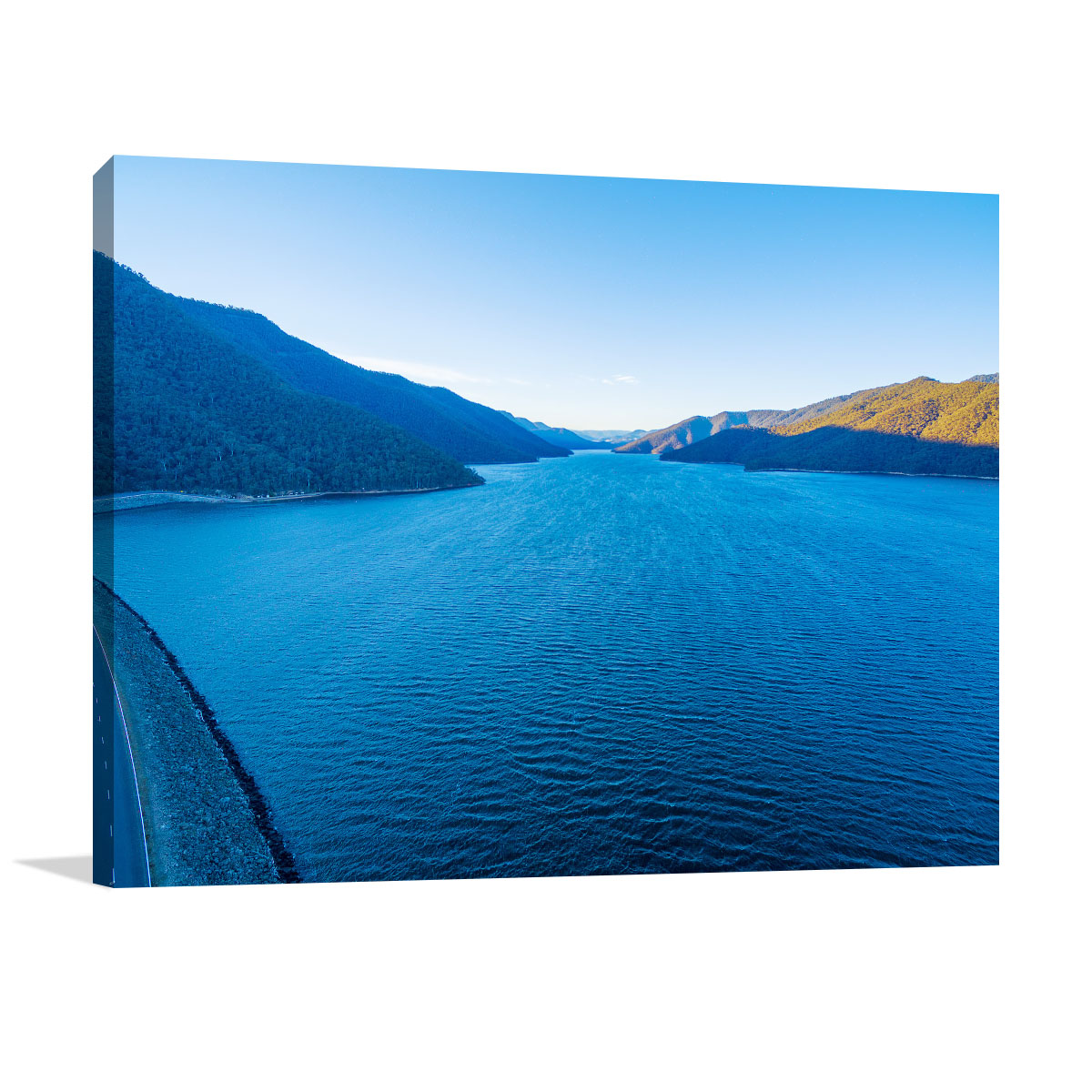 NSW Art Print Talbingo Reservoir
