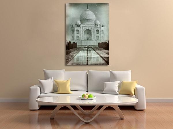 Old Taj Mahal Art Prints