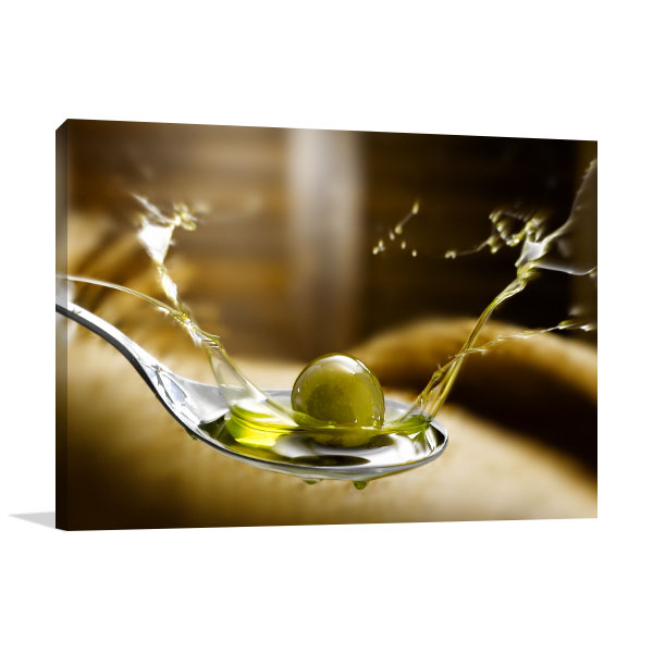 Olive Oil Wall Art