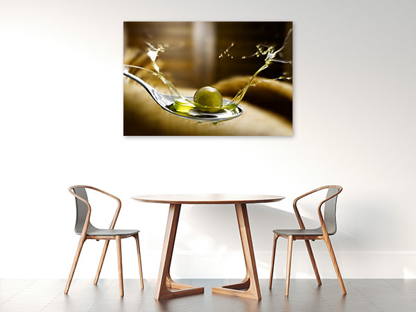 Olive Oil Print Artwork