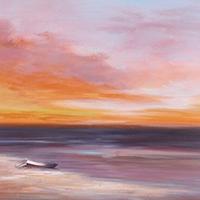 Modern Orange Art For Sale in Australia