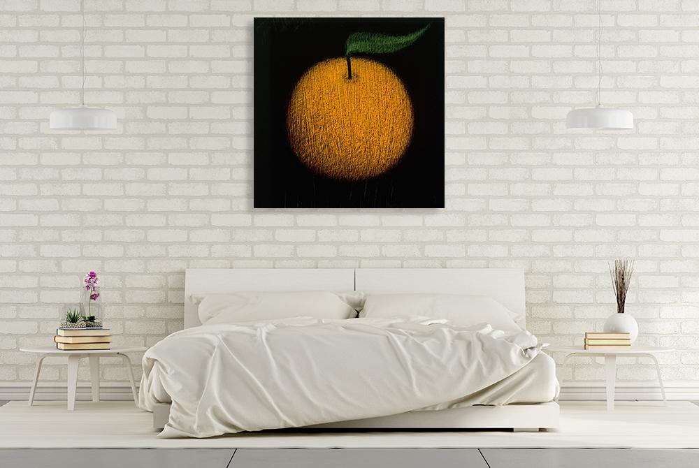 Kitchen Fruit Canvas Art Print