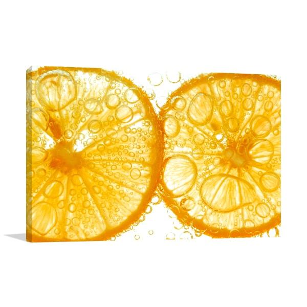 Orange Slice Artwork