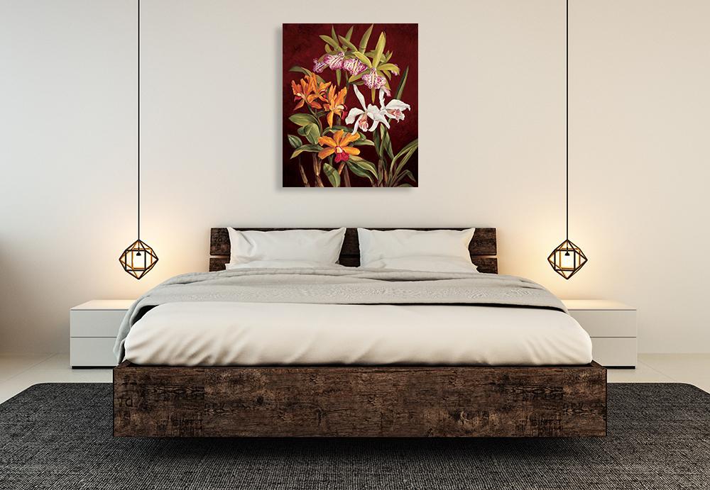 Floral Botanical Canvas Print