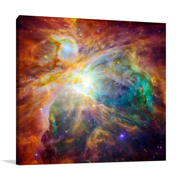 Orion Nebula Wall Art
