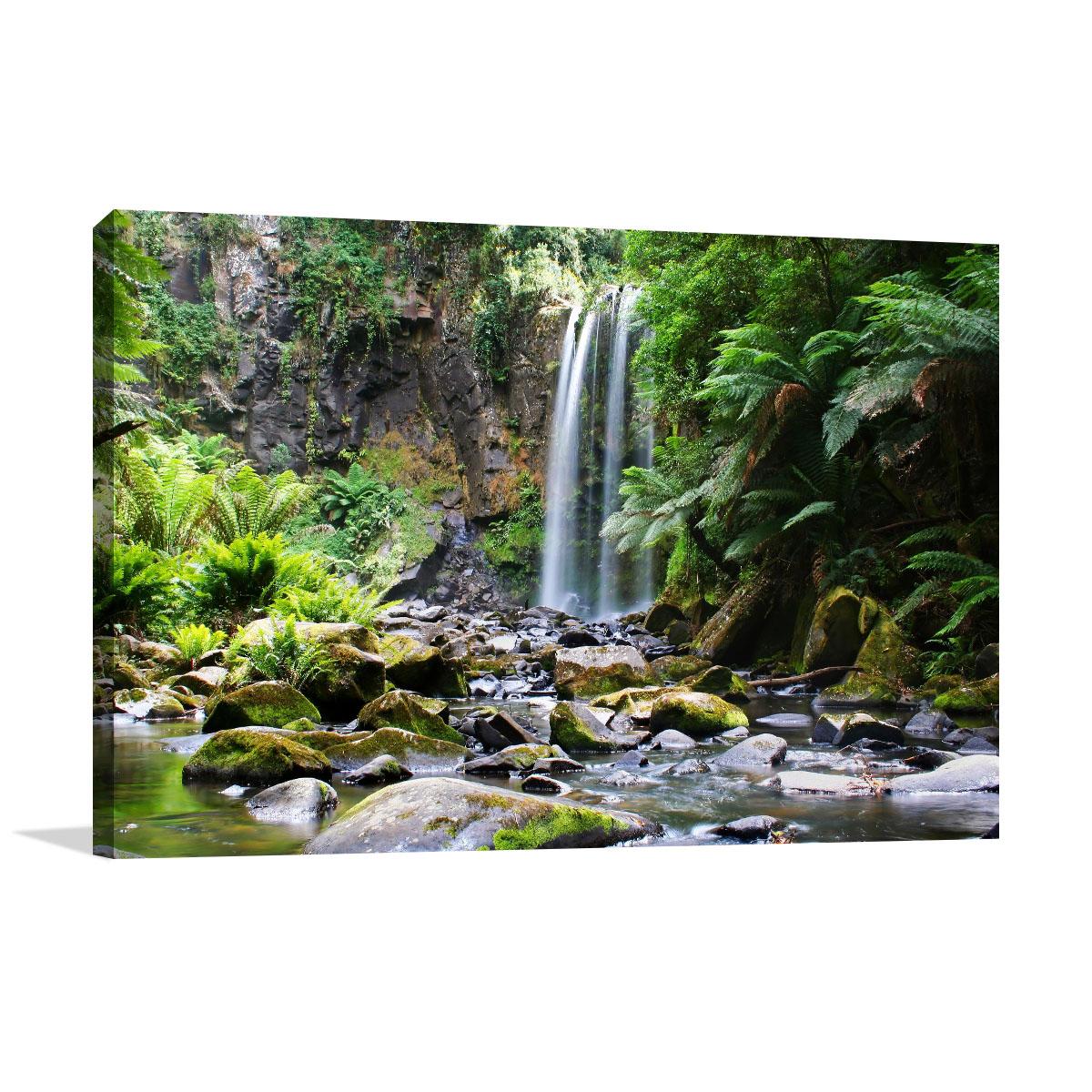 Otway Ranges Art Print Hopetoun Falls