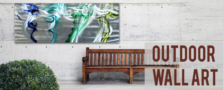 Buy Outdoor Wall Decor Artwork In Australia Direct Art