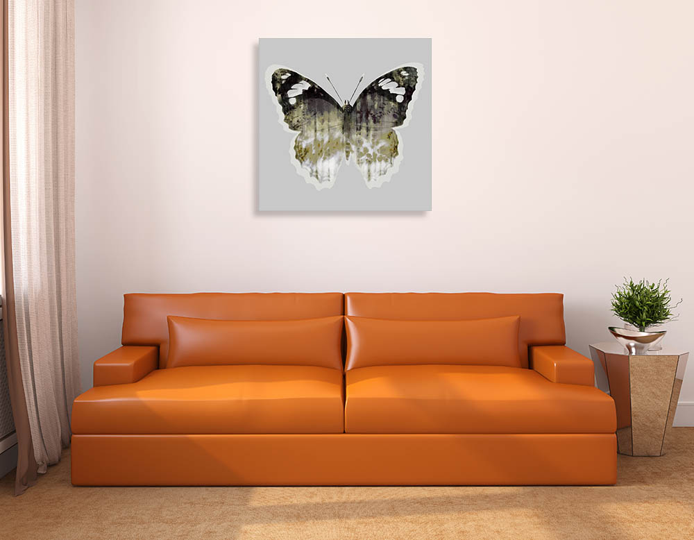 Digital Art Print on Canvas