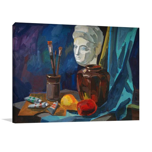 Painter Tools Prints Canvas
