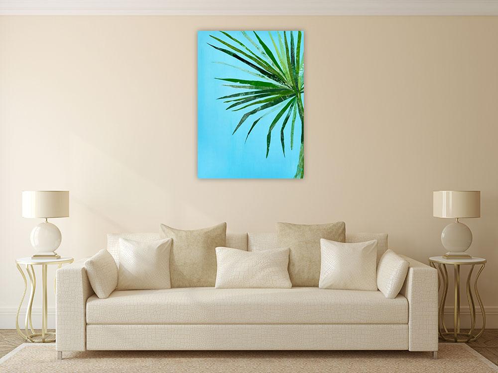 Botanical Floral Canvas Print