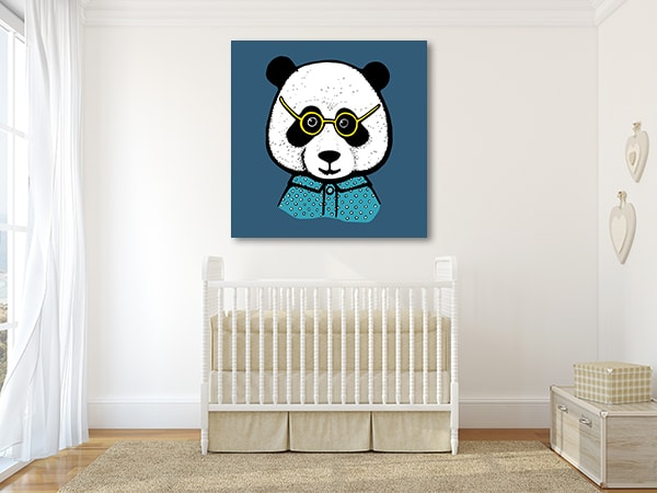 Panda Boy Artwork
