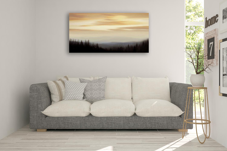 Panoramic Wall Art Print
