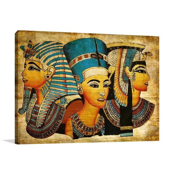 Papyrus Canvas Art Prints