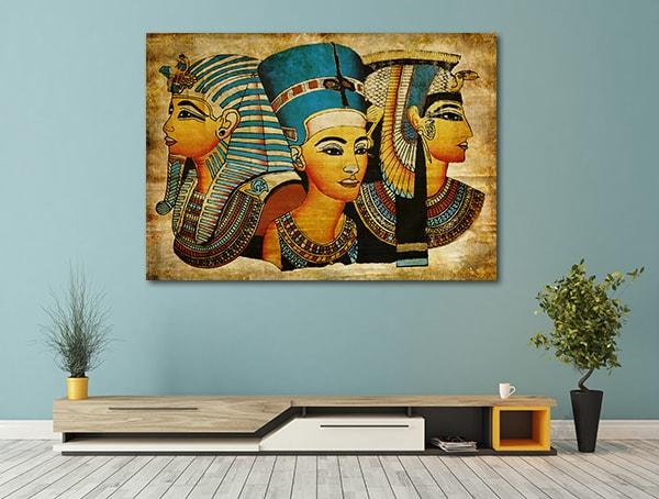 Papyrus Print Artwork