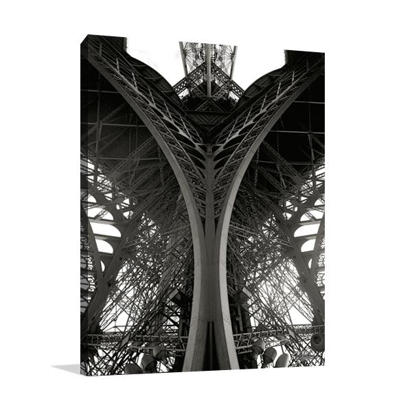 Paris Eiffel II Wall Art Print