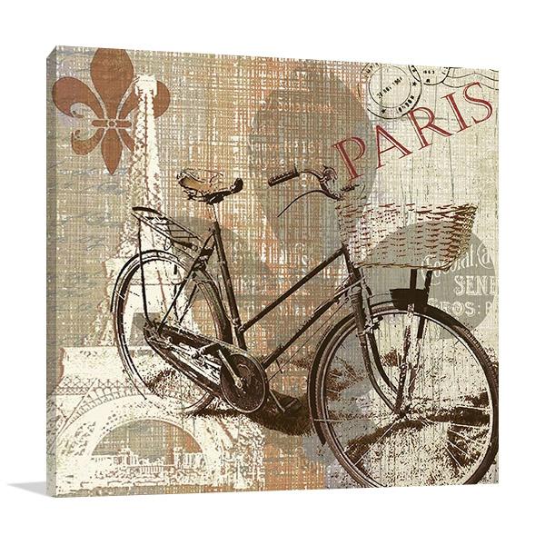 Paris Trip Print | Carol Robinson