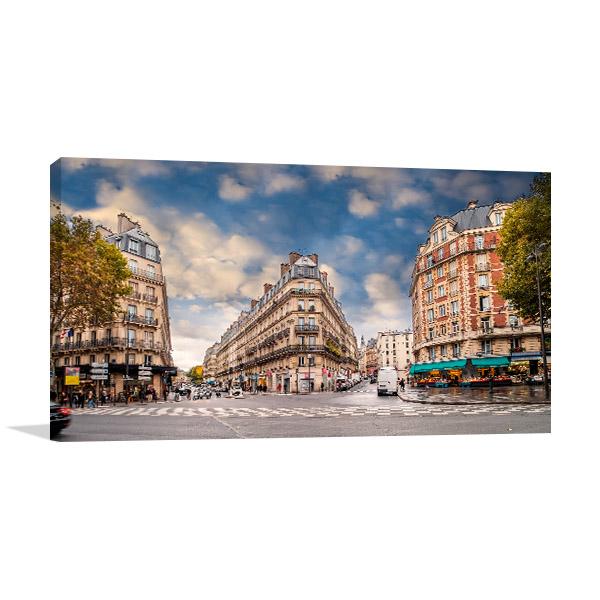 Parisians in Daylight Artwork