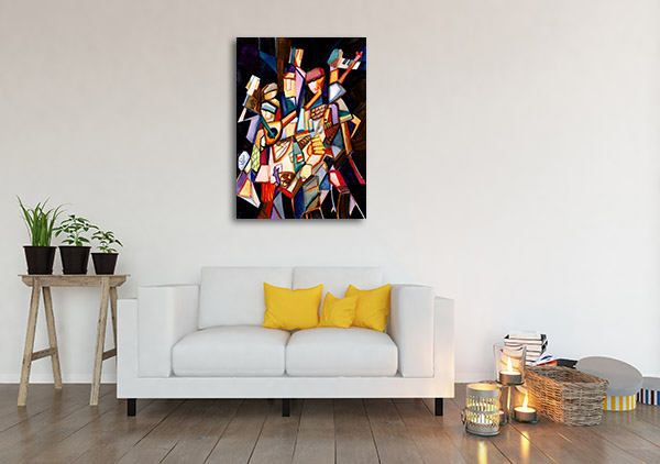 Party People Wall Art