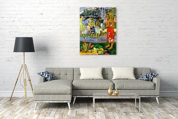 Paul Gaugin Oil Paintings Sydney